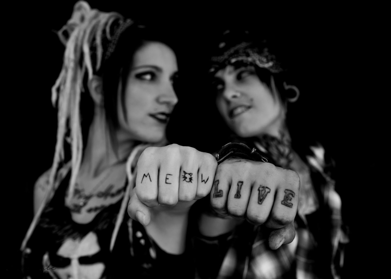 Macha et Kate